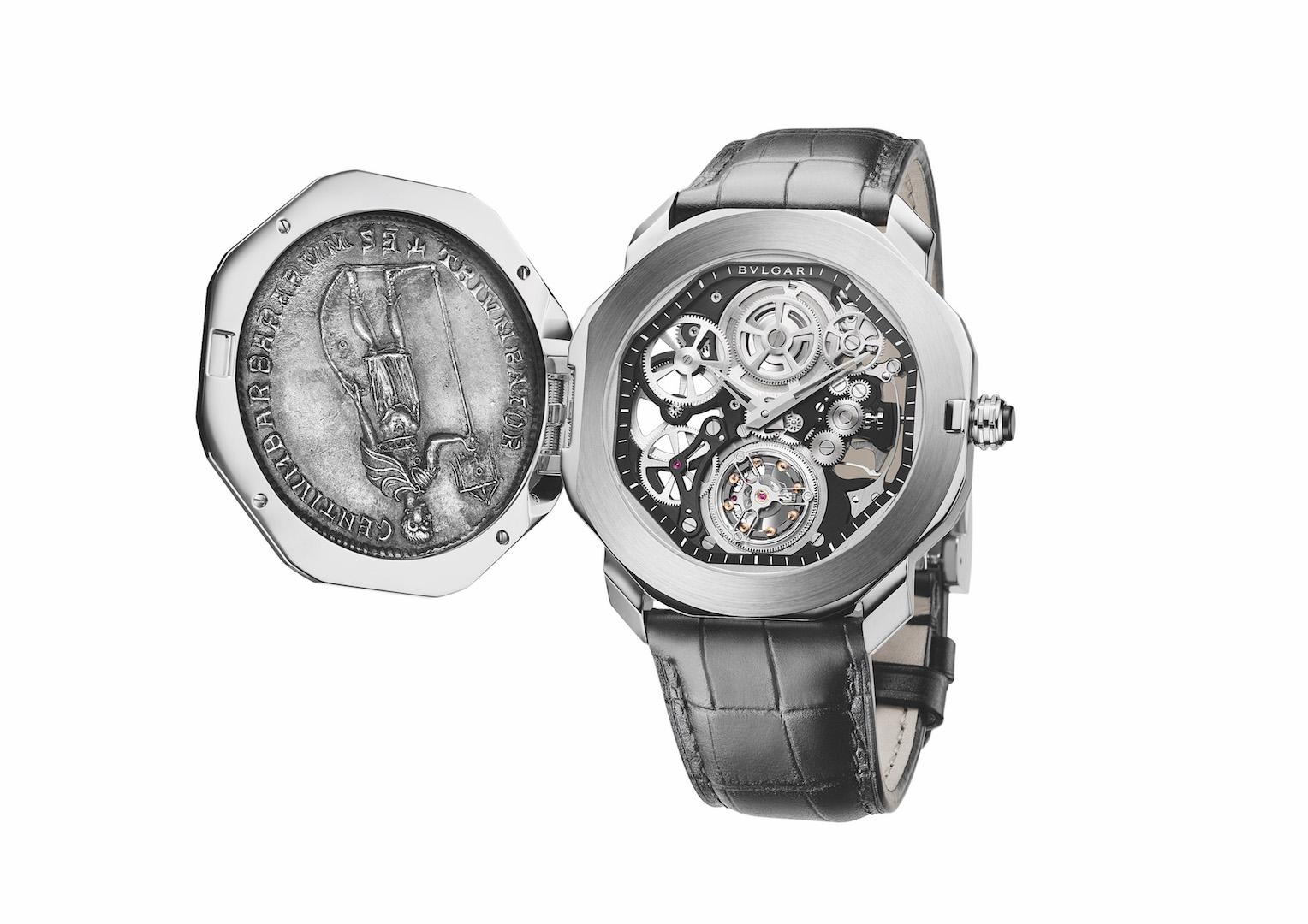 Bulgari Monete watch