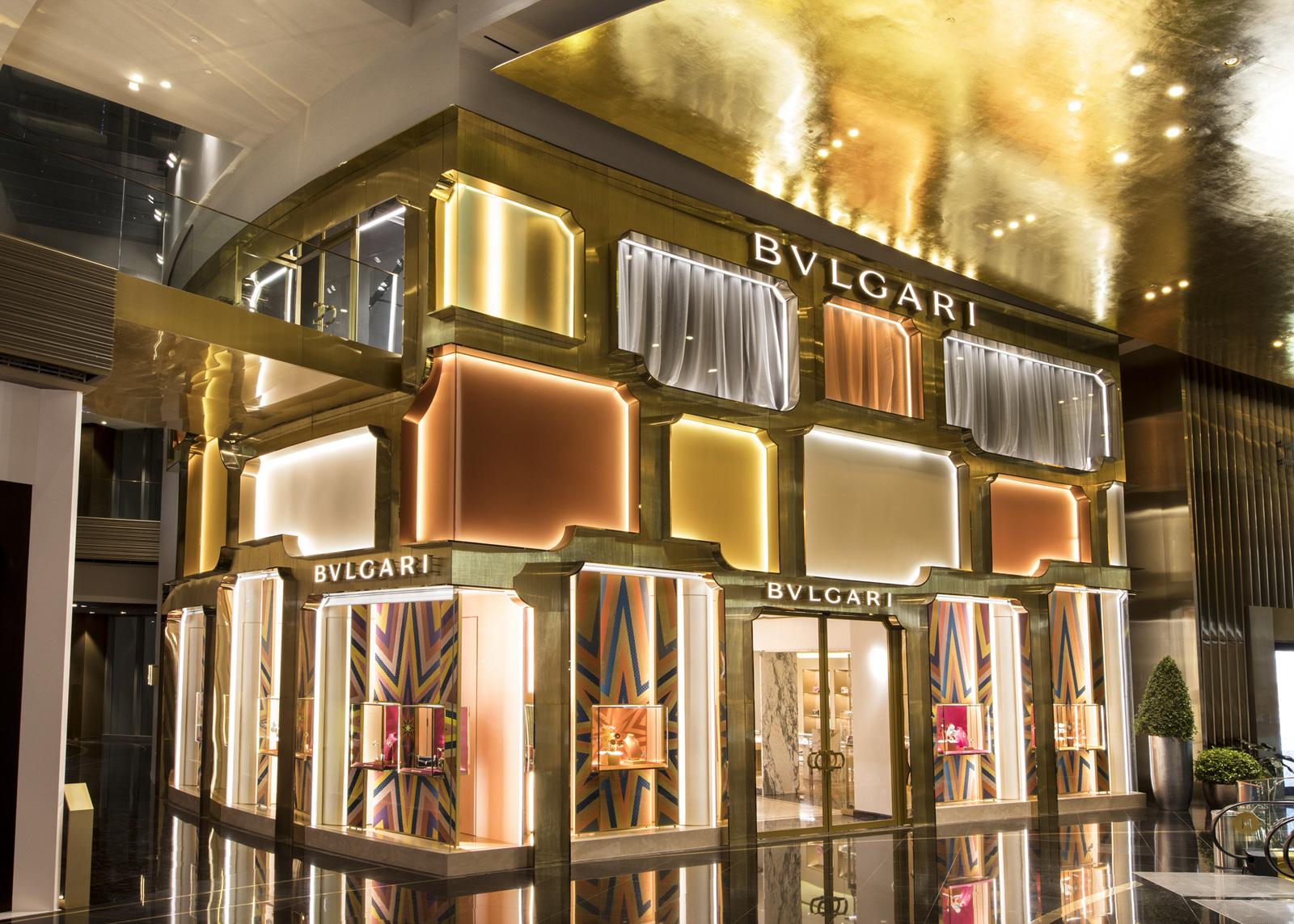 Bulgari new store in Bangkok at Inconsiam
