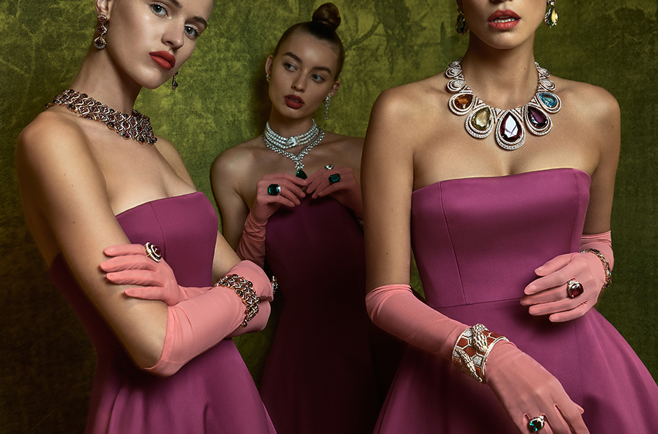 Bvlgari Cinemagia High Jewelry Collection - Capri