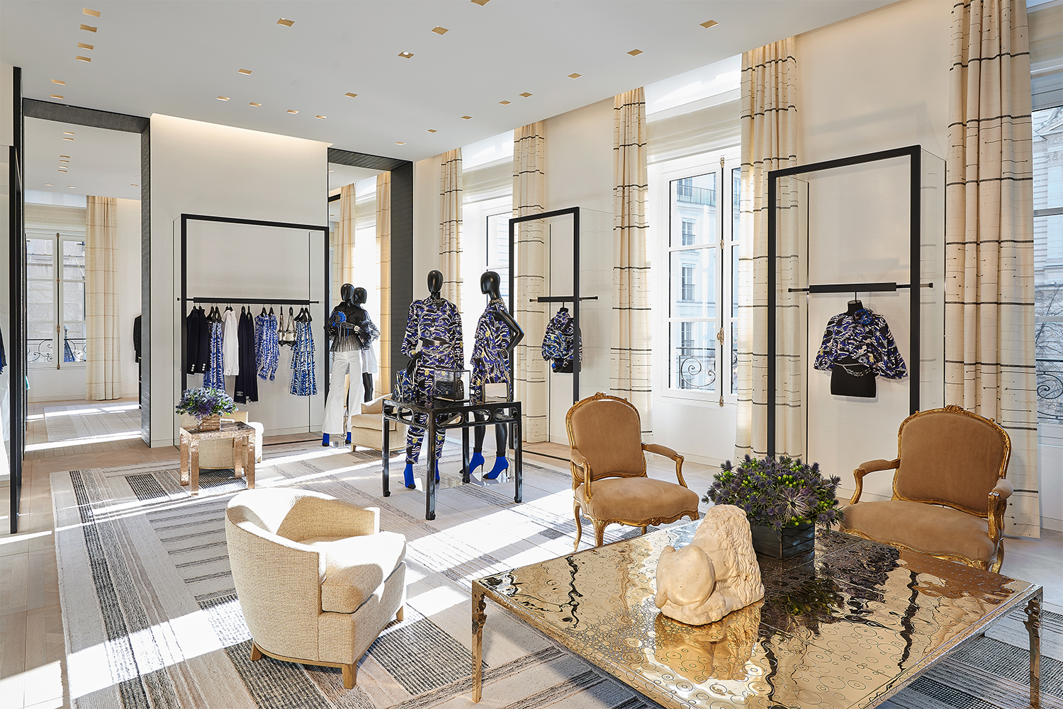 CHANEL new flagship store in Paris