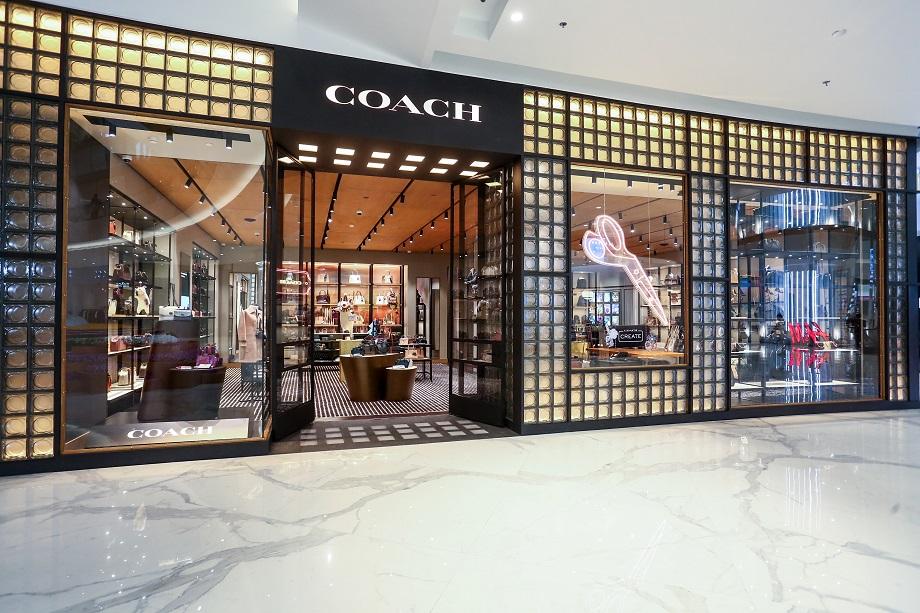 COACH new store Bangkok at Iconsiam