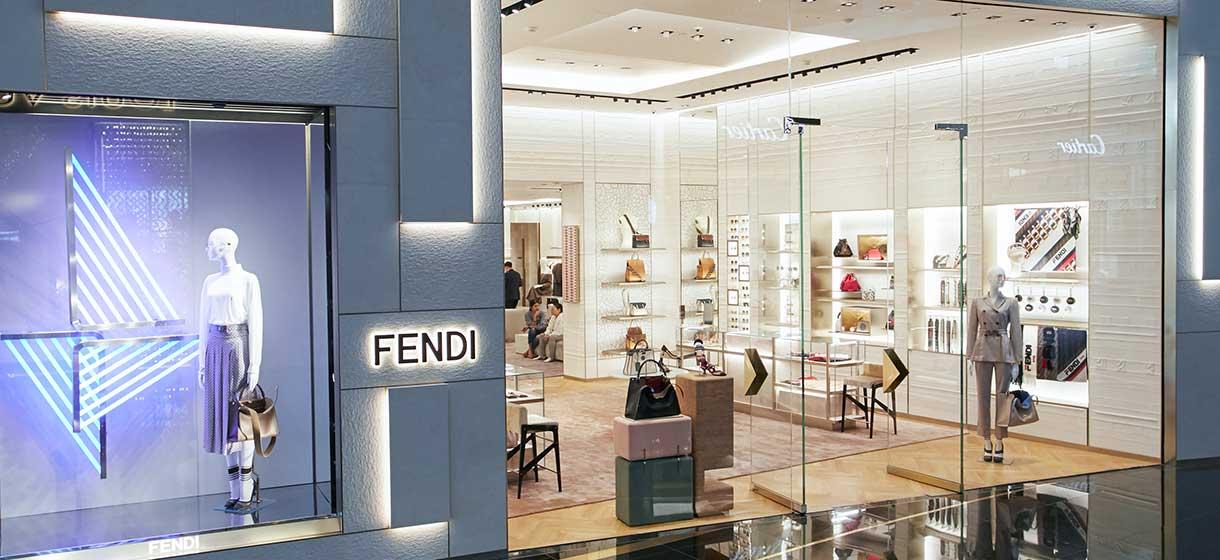 FENDI new store Bangkok at Inconsiam