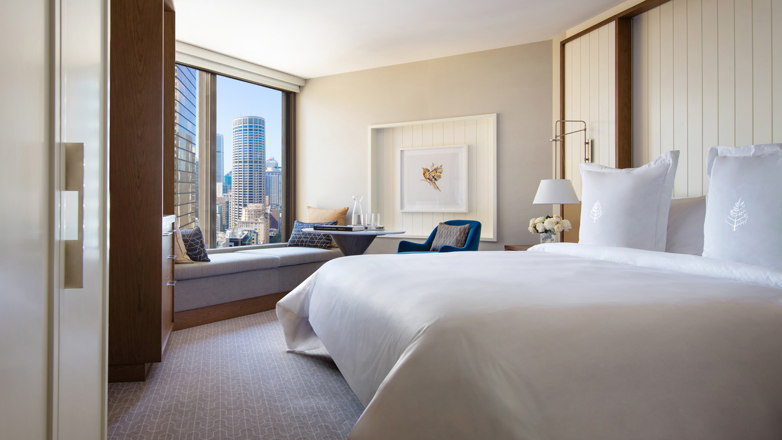Four Seasons Hotel Sydney - renovated room