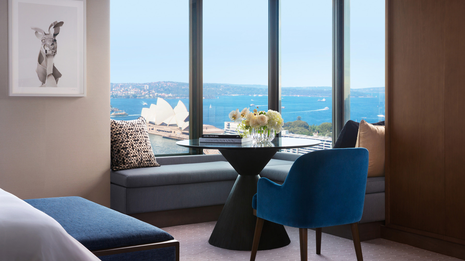 Four Seasons Hotel Sydney - renovation