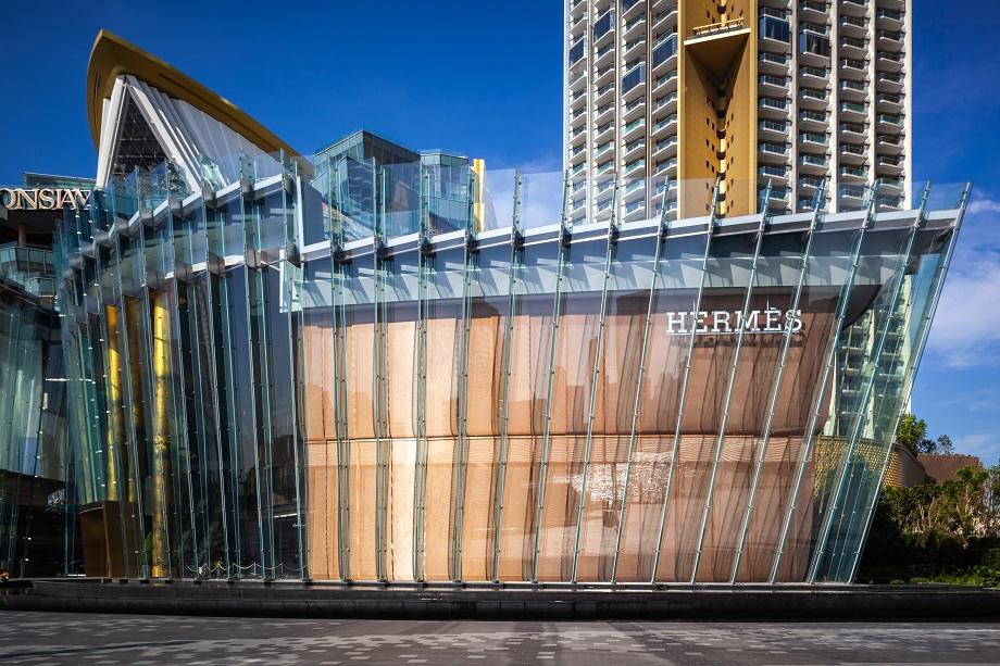 Hermes new store Bangkok at Iconsiam