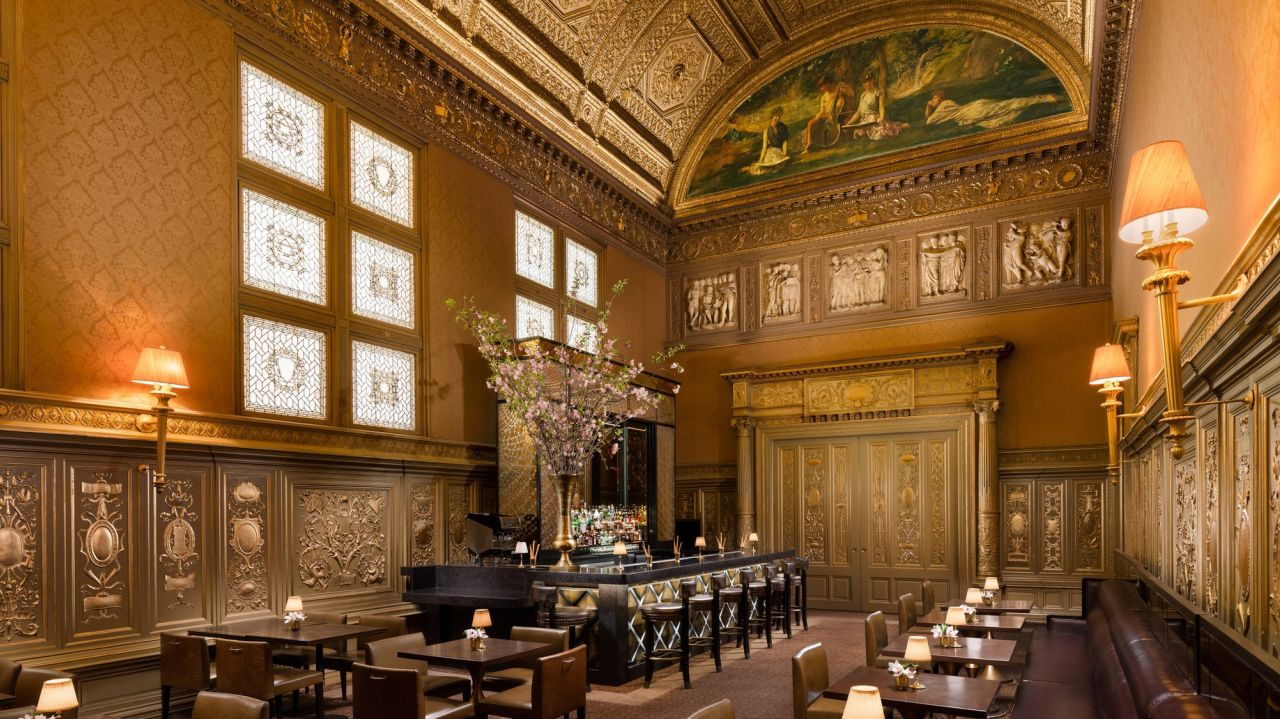 Lotte New York Palace - The Golden Room Restaurant