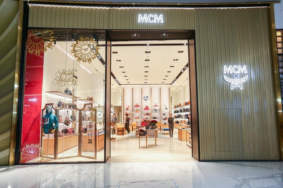 MCM new store Bangkok at Iconsiam