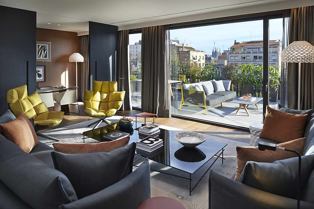 Mandarin Oriental Barcelona Suite