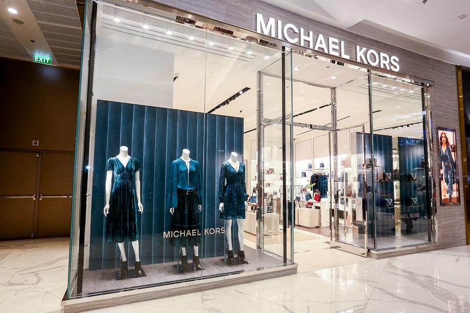 Michael Kors new store Bangkok at Iconsiam