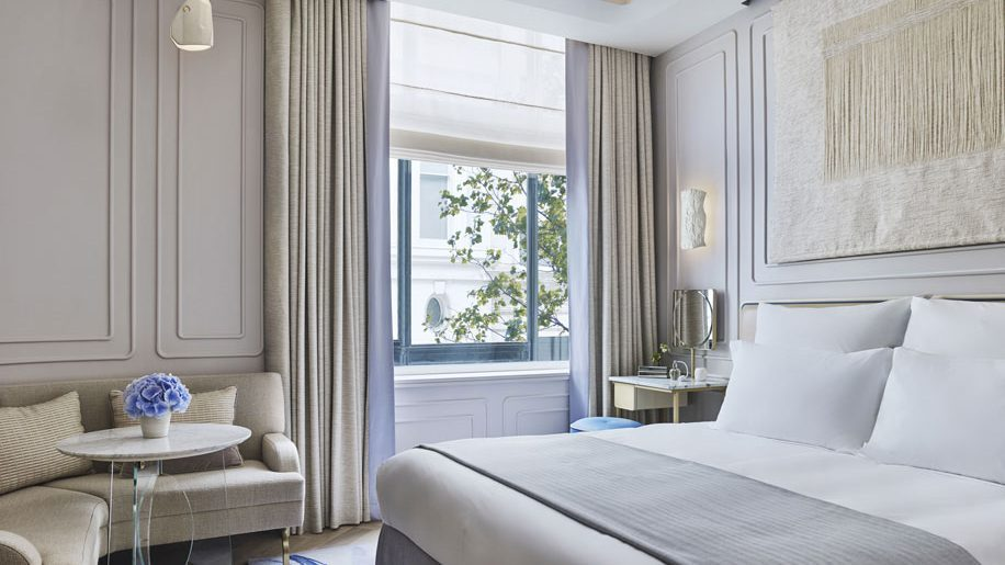 One Aldwych London completes renovation