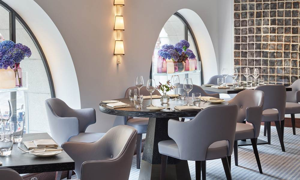 One Aldwych London completes renovations