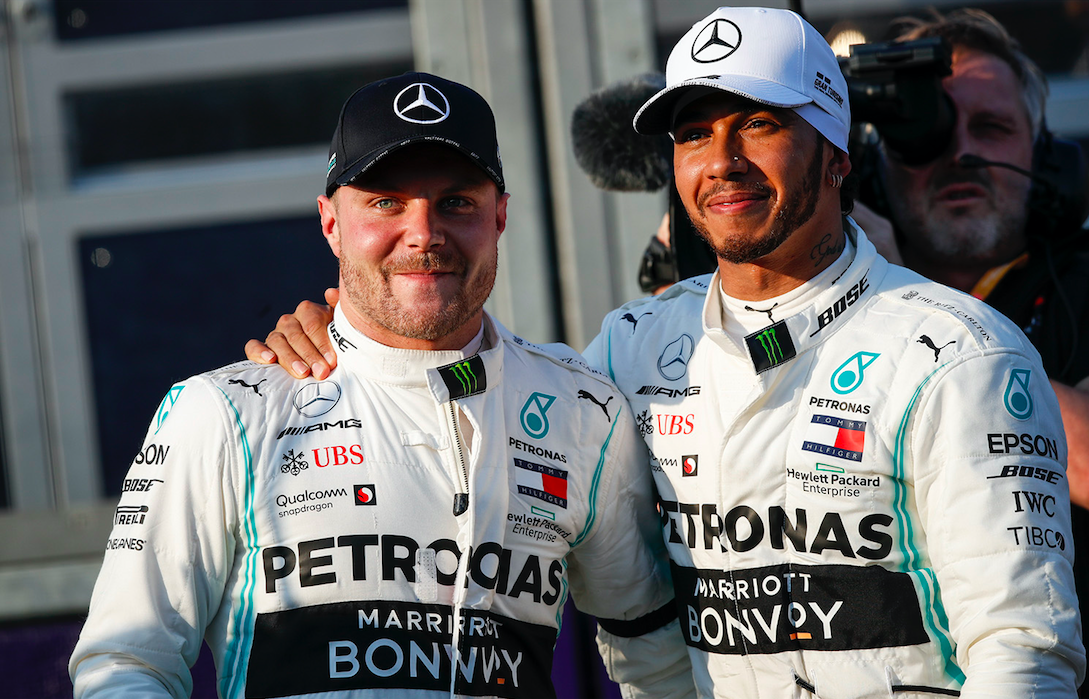 The Ritz-Carlton partners with Mercedes-AMG Petronas Motorsport