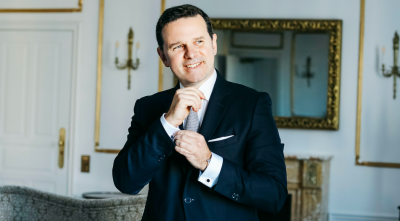 Jean-Marie LeGall, General Manager, EL PALACE Barcelona