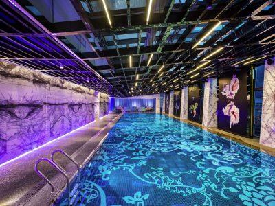 Sofitel Beijing Central pool