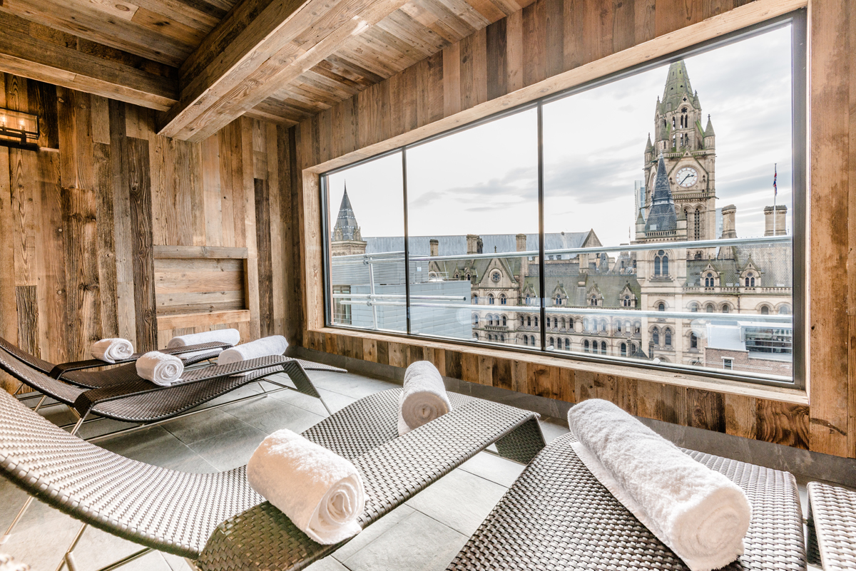 The Hut Group - King Street Townhouse Hotel