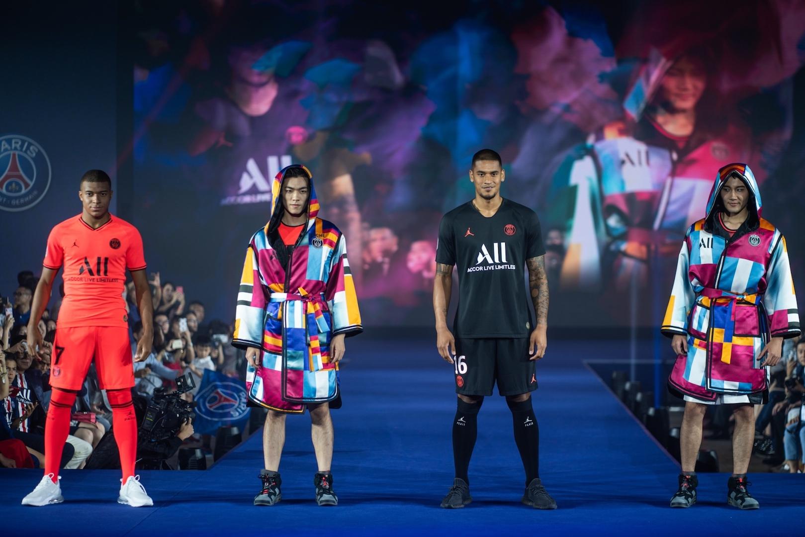 Accor Live Limitless - PSG Kylian Mbappé & Alphonse Areola