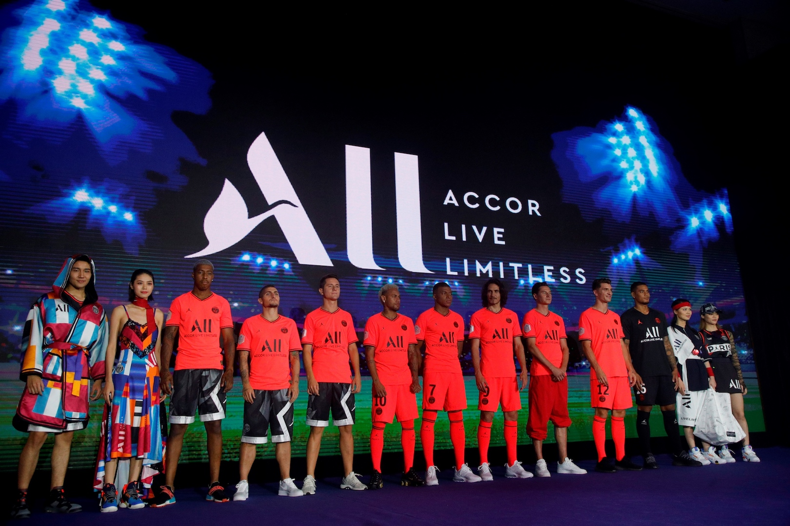 Accor Live Limitless - PSG at Raffles Shenzhen