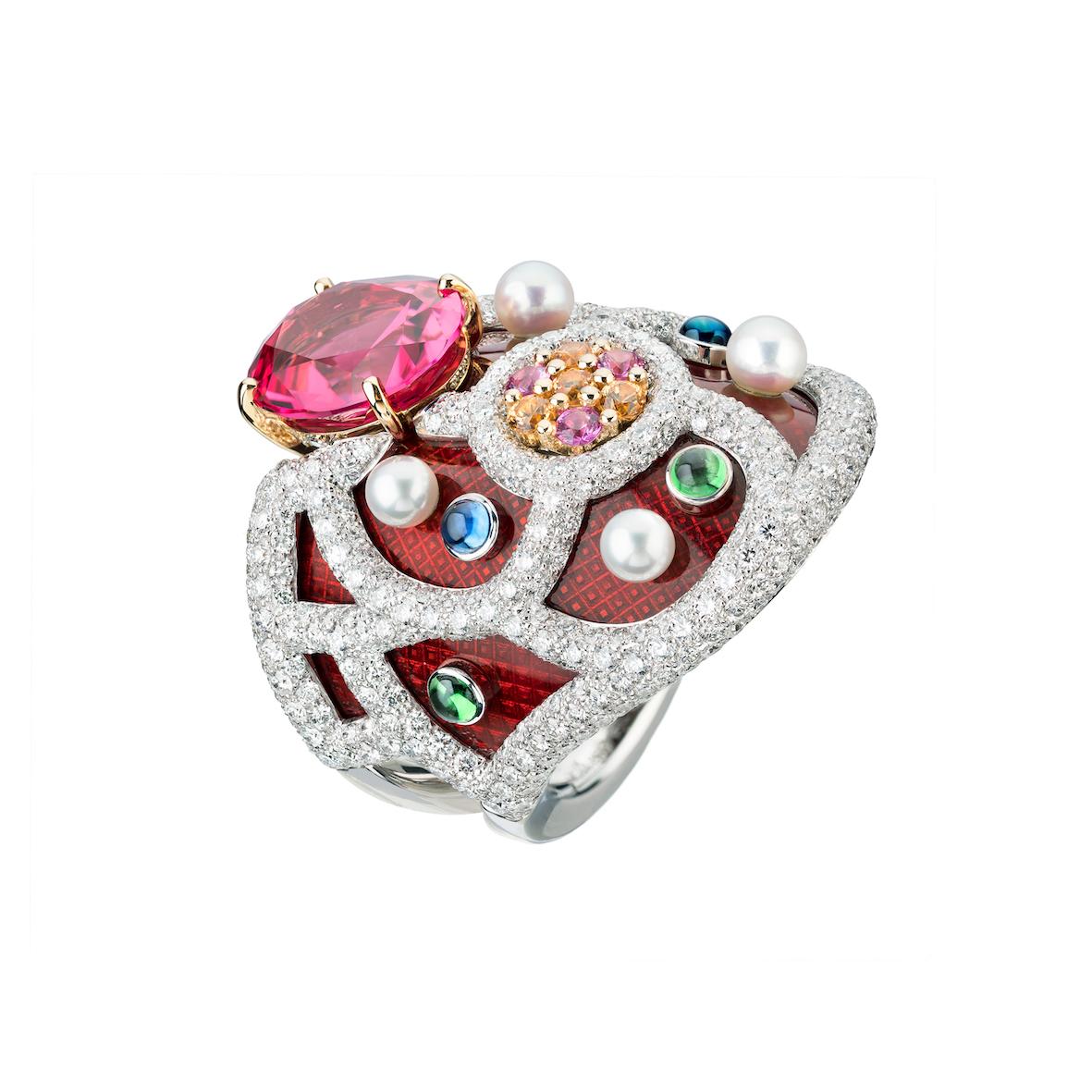 CHANEL High Jewellery 2019 'Le Paris Russe de Chanel'