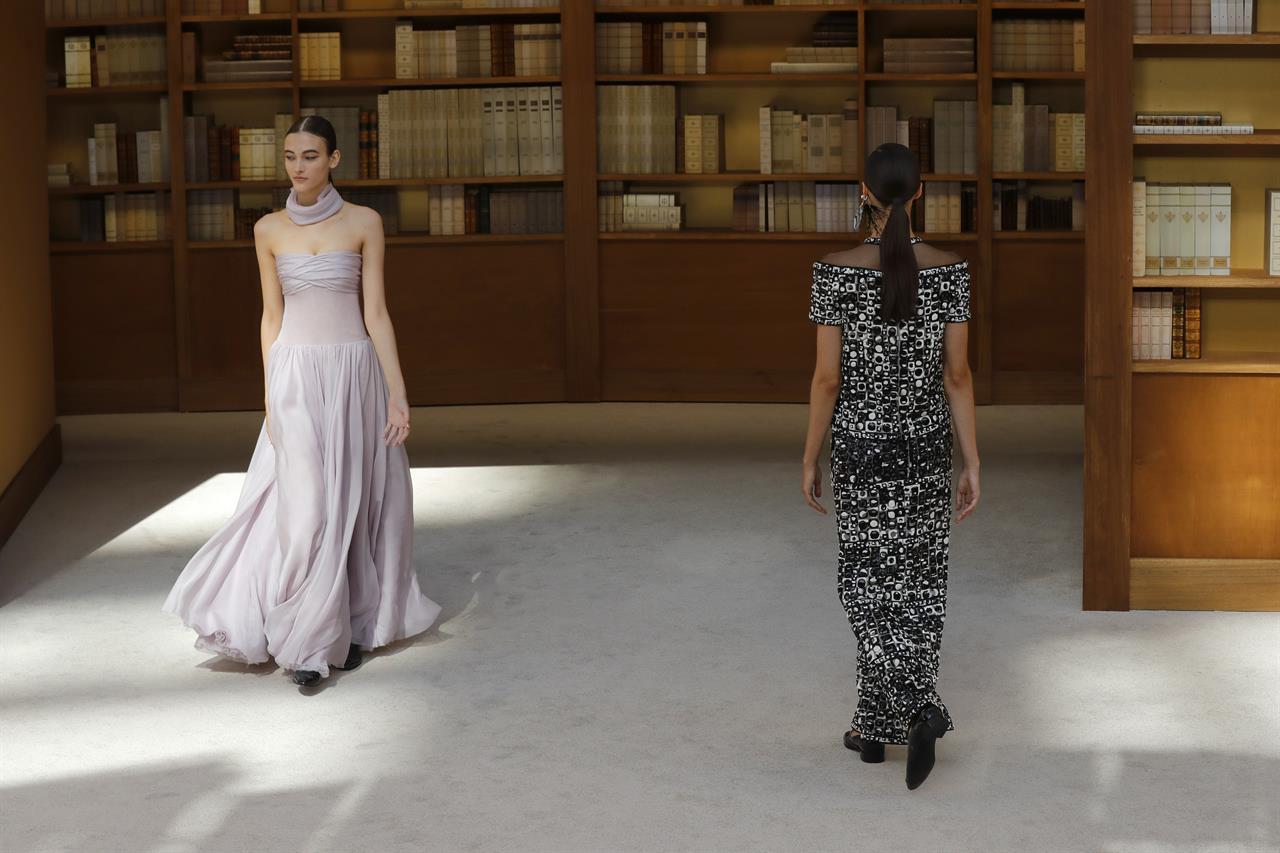 Chanel Haute Couture Fall-Winter 2020