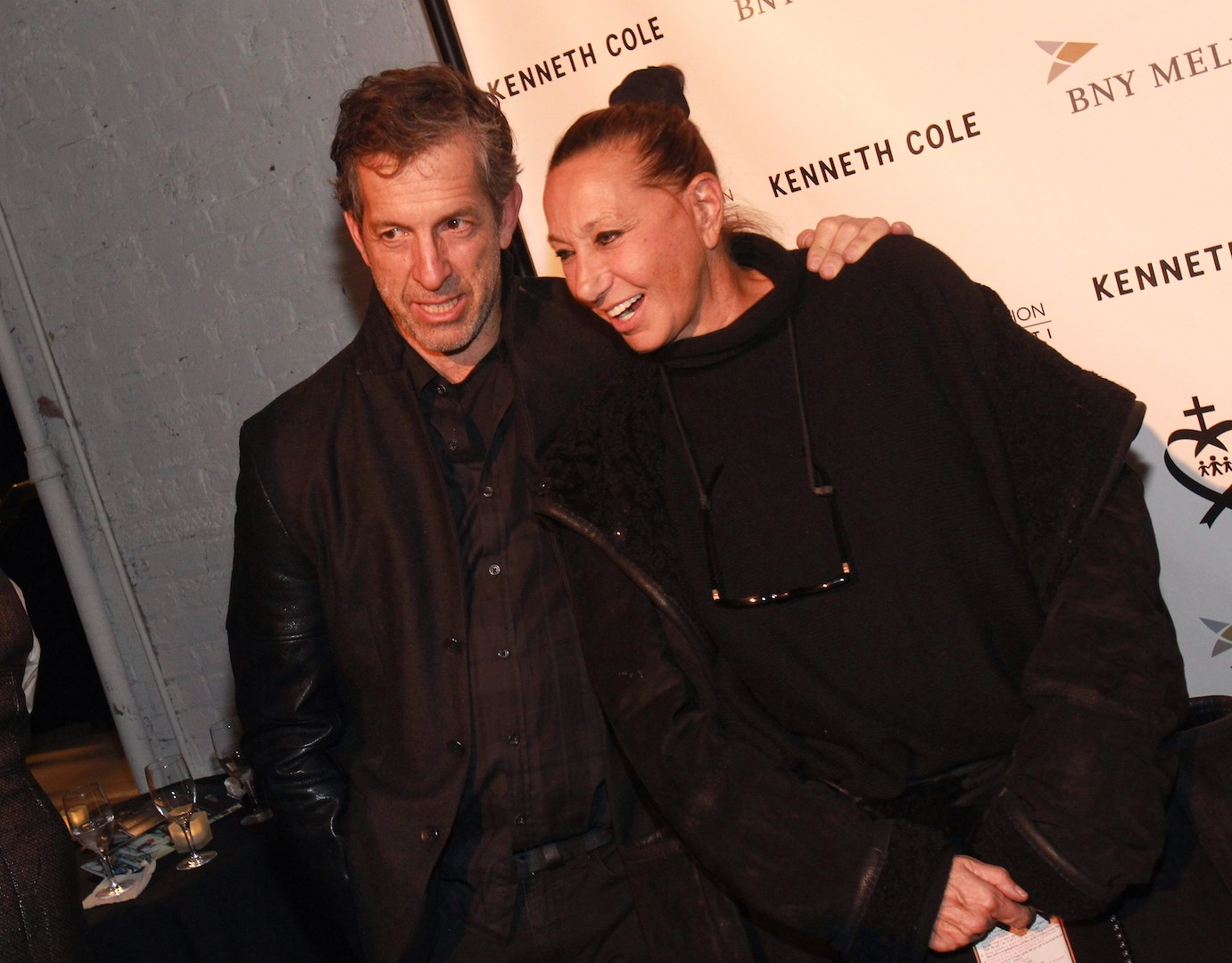 Donna Karan, and Kenneth Cole shoe capsule collaboration