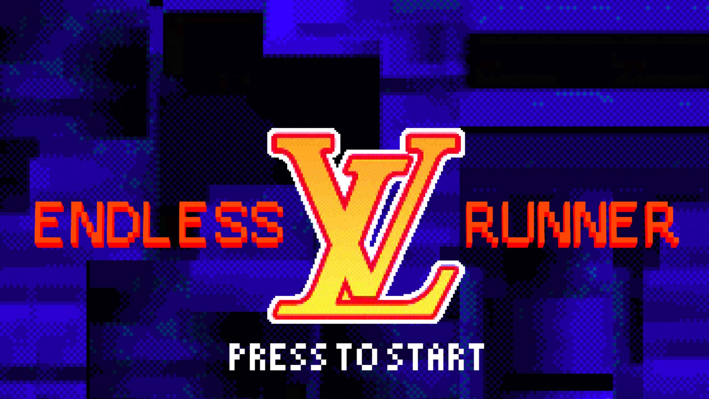Louis Vuitton 'Endless runner' video game