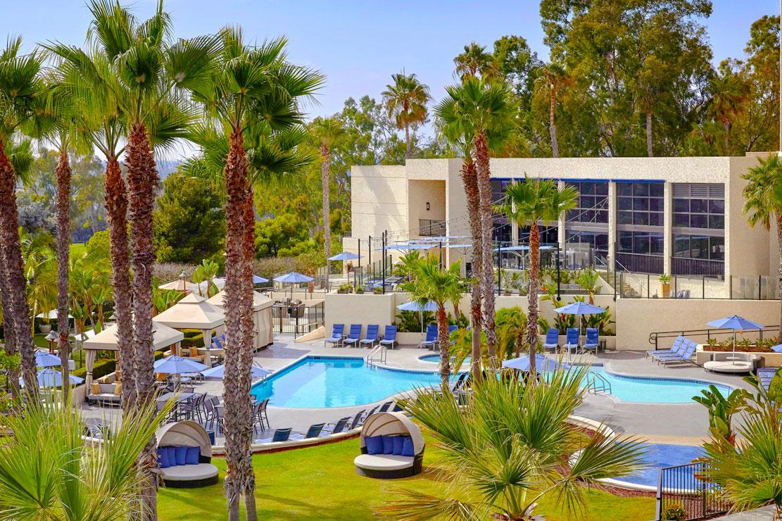 Marriott Newport Beach Resort