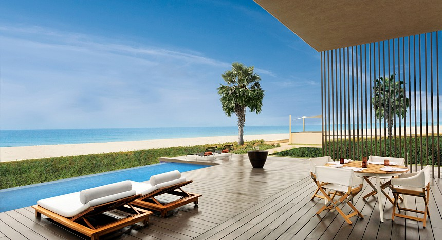 The Oberoi Al Zorah Beach Resort (Ajman UAE)