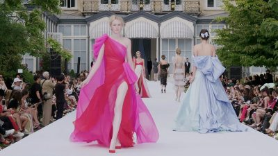 Ralph & Russo Haute Couture Fall Winter 2019