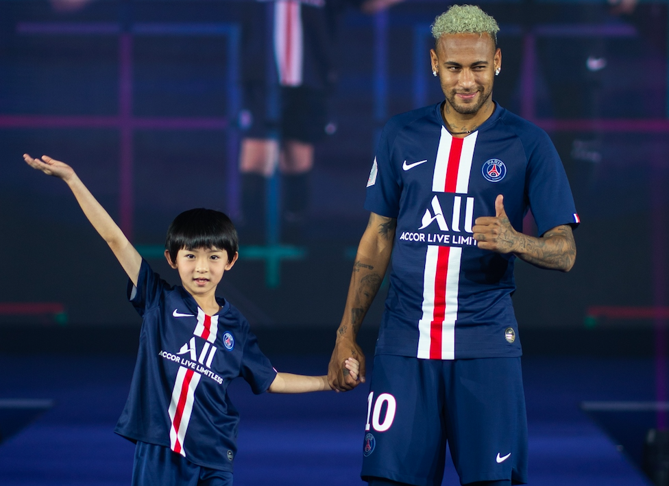 Accor Live Limitless - PSG Neymar Jr