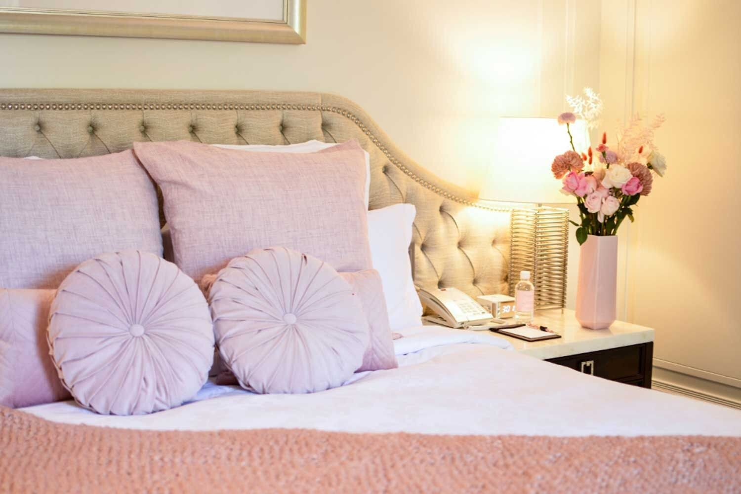 The Pink Hope Suite at The Langham Sydney