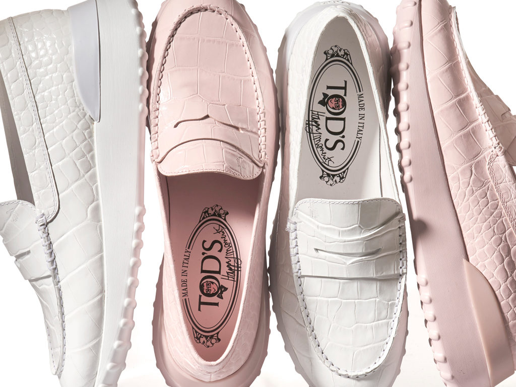 Tod's x Alber Elbaz 'Happy Moments' capsule