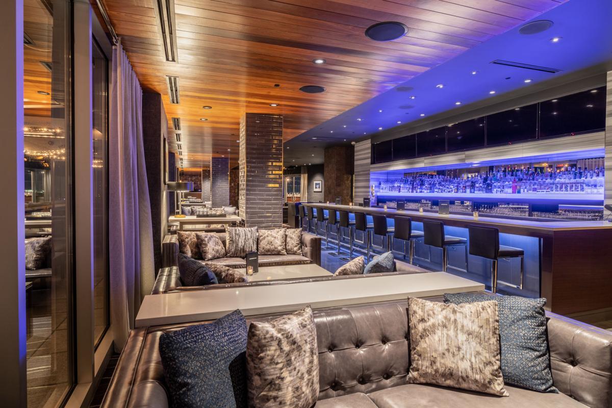 W Atlanta-Buckhead renovated 'Whiskey Blue' rooftop