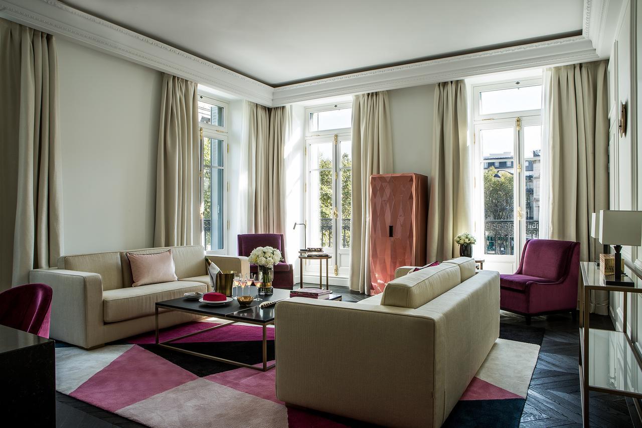 FAUCHON L'Hotel Paris - Prestige Suite
