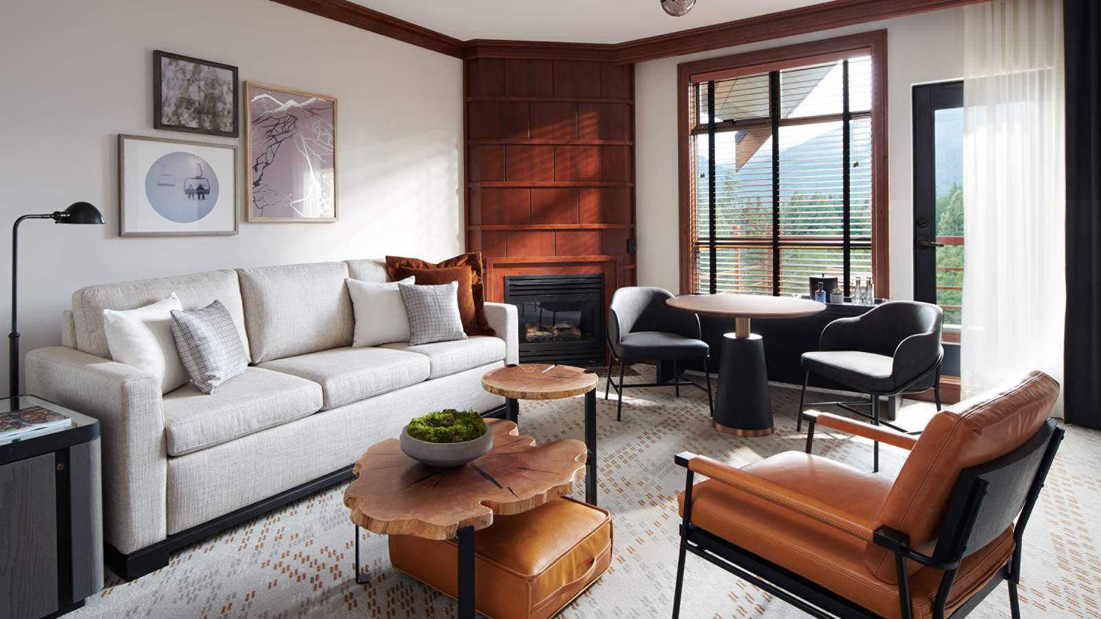 Four Seasons Whistler renovated suite 1