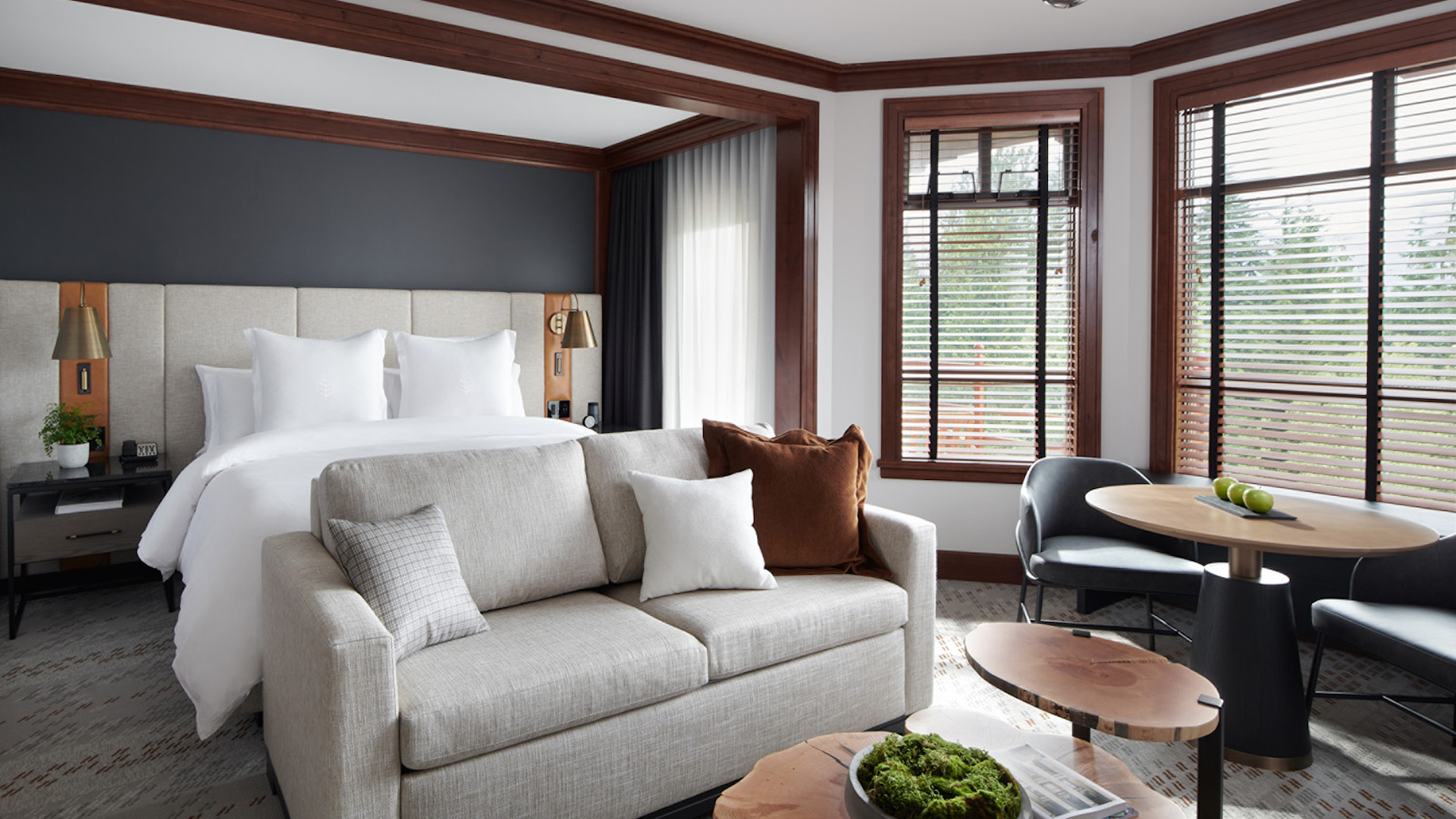 Four Seasons Whistler renovated suite