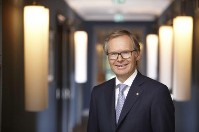 Frank Marrenbach, CEO Oetker Collection (photo Handelsblatt)