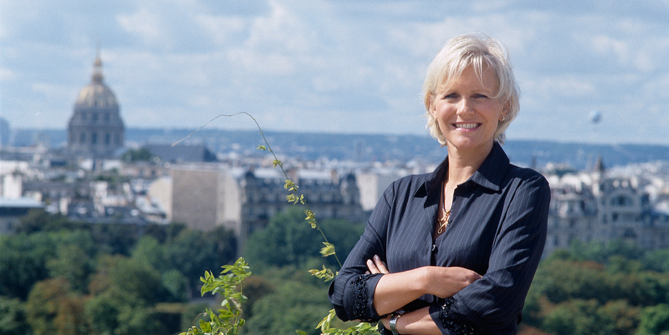 Franka Holtmann, General Manager, Le Meurice Paris
