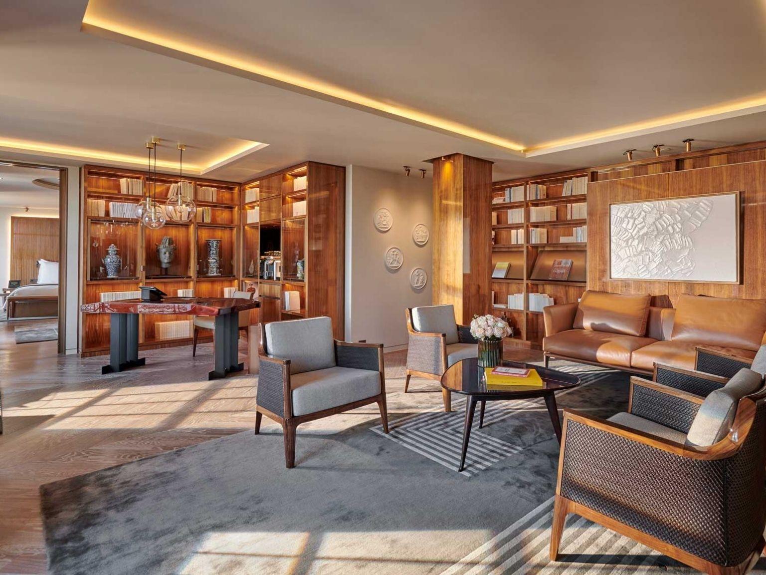 Hotel Lutetia Paris - Presidential Suite.jpg