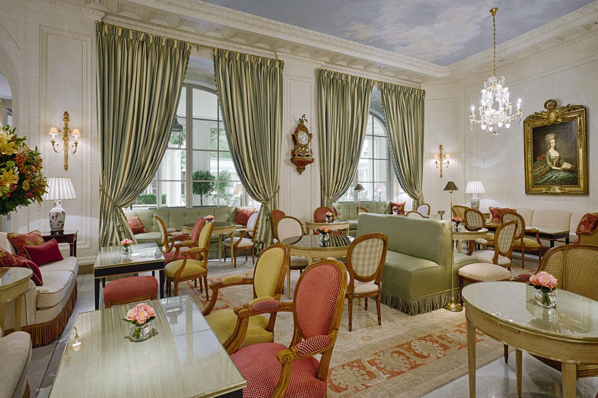 LE BRISTOL Paris - Cafe Antonia