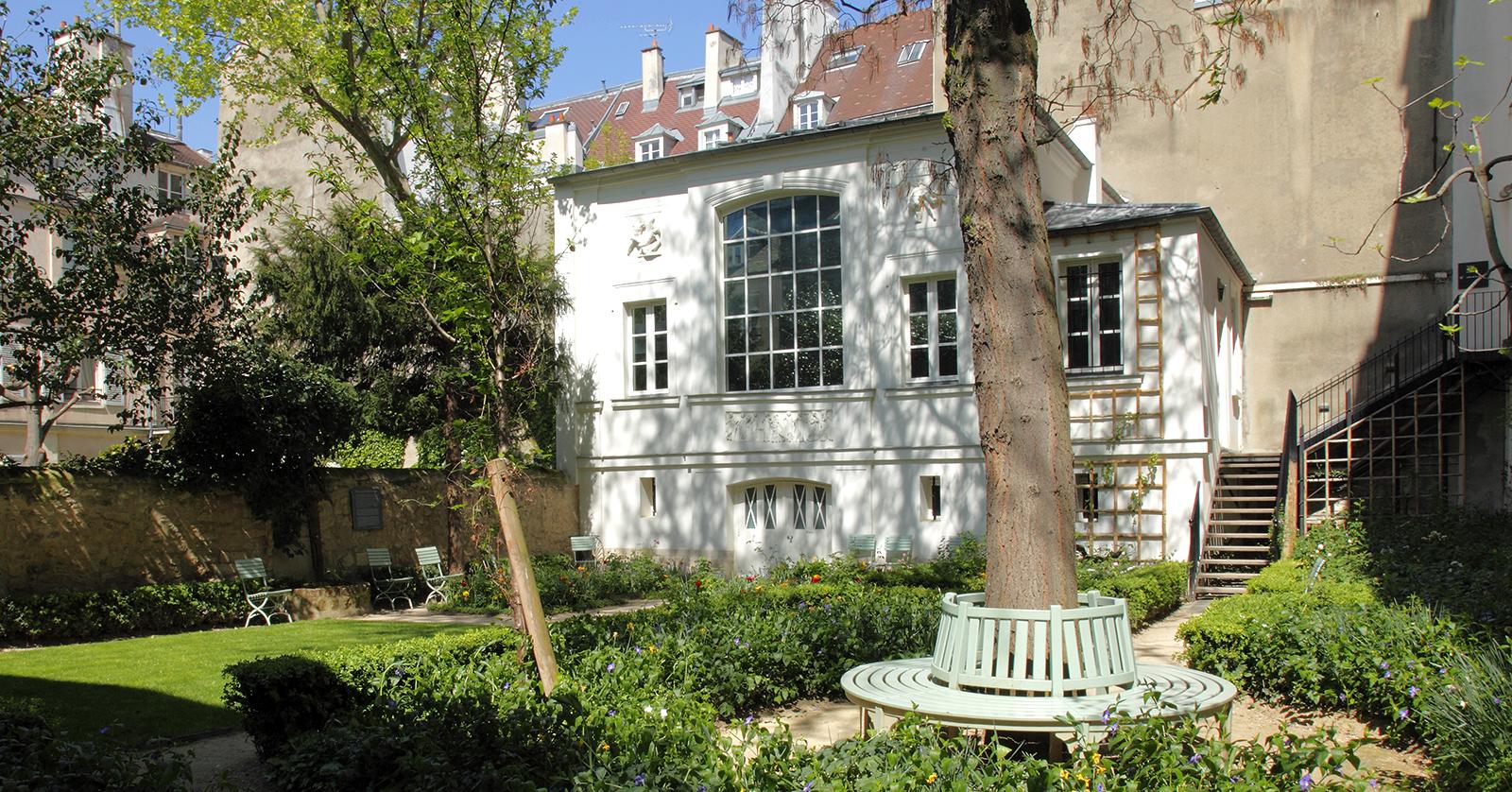 Le Musée Eugene Delacroix,