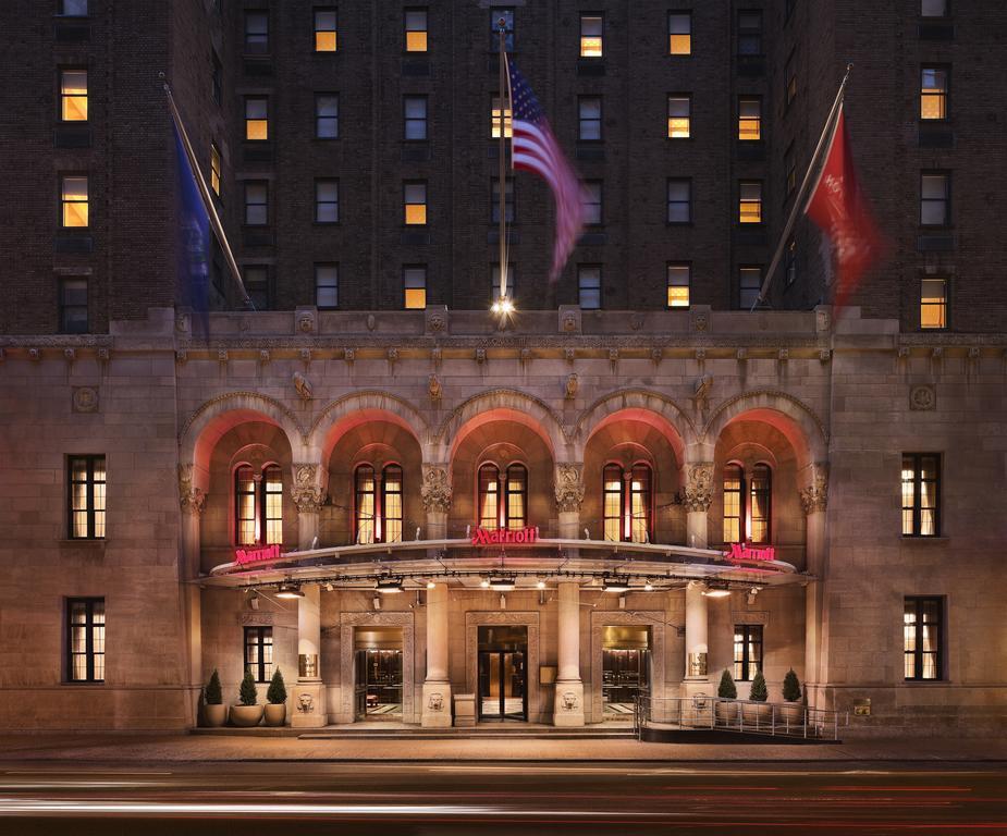 New Tork Marriott East Side Hotel
