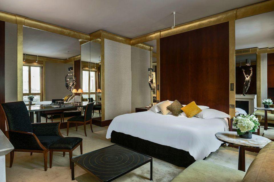Park Hyatt Paris Vendome - newly renovated suite