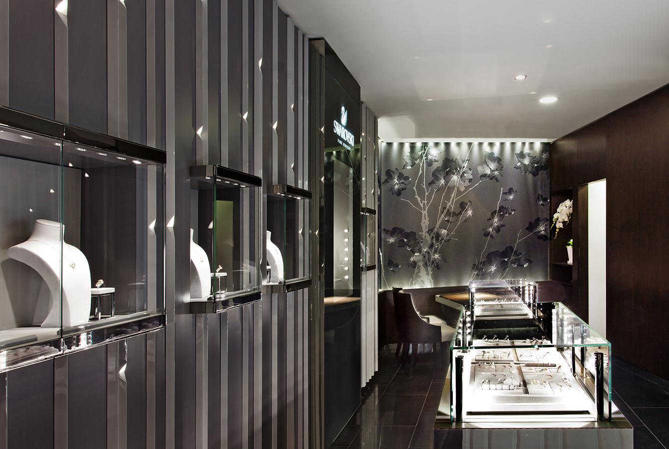 Swarovski boutique Beijing