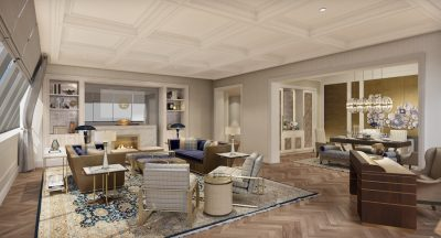 The Langham Boston renovation
