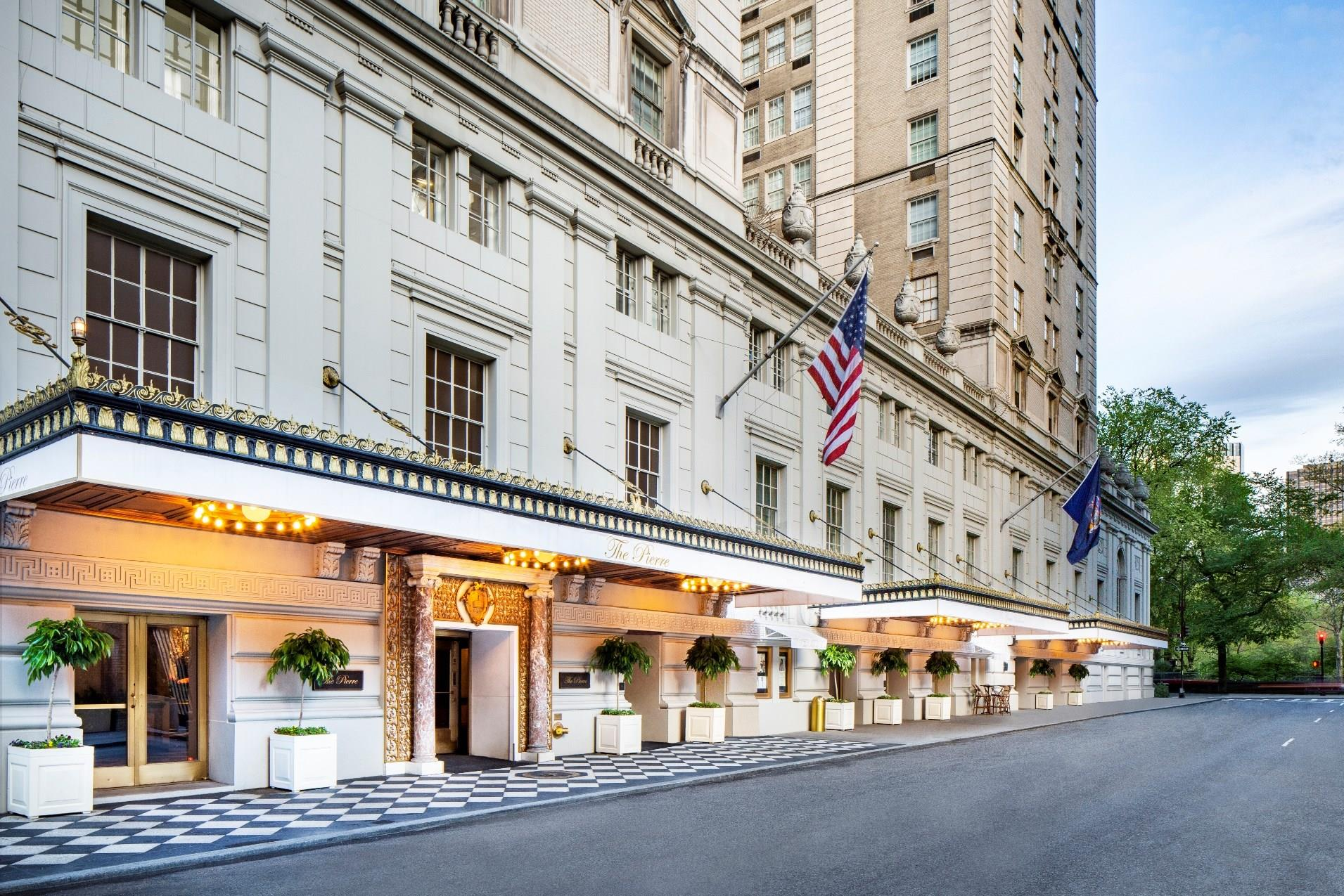 The Pierre New York, a Taj Hotel
