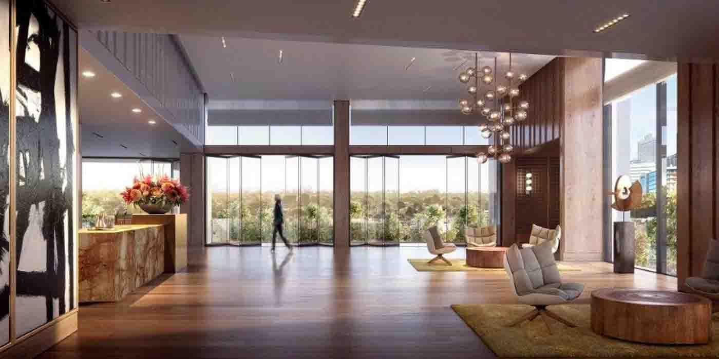 The Ritz-Carlton Perth lobby