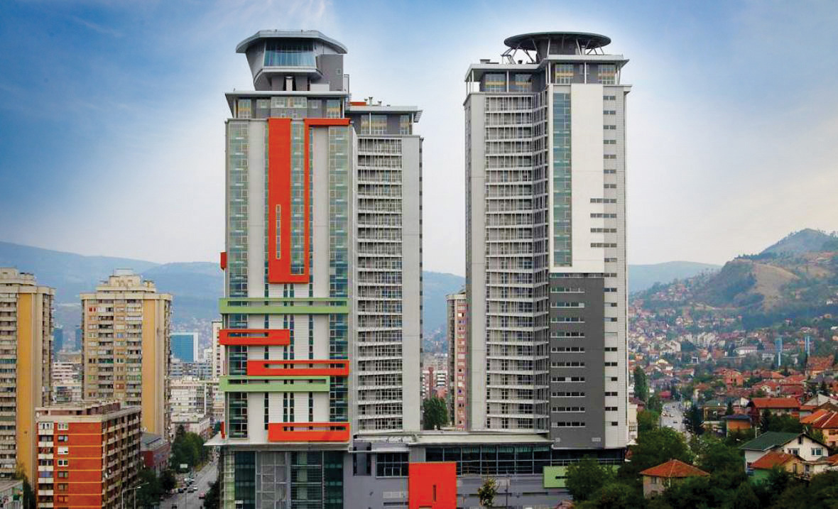 Bosmal Arjaan by Rotana (Sarajevo, Bosnia Herzegovina)
