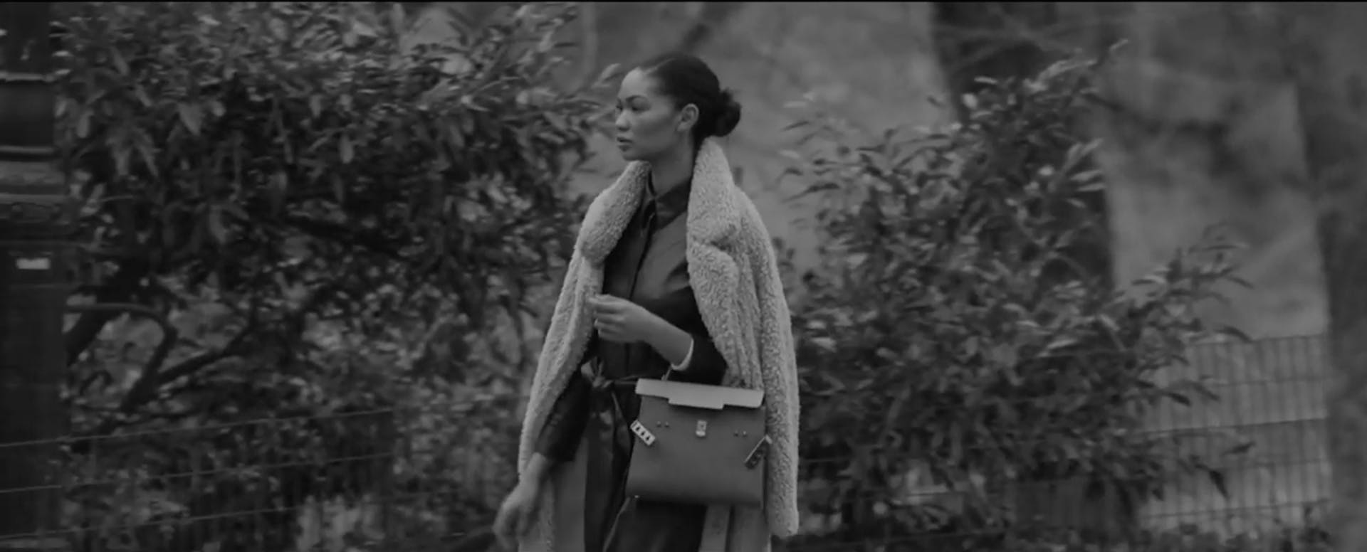 DELVAUX - Chanel Iman for 'New York Stories'