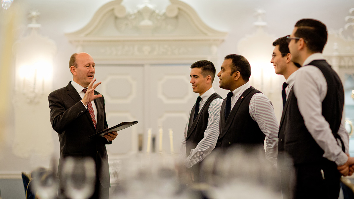 Dorchester Collection training