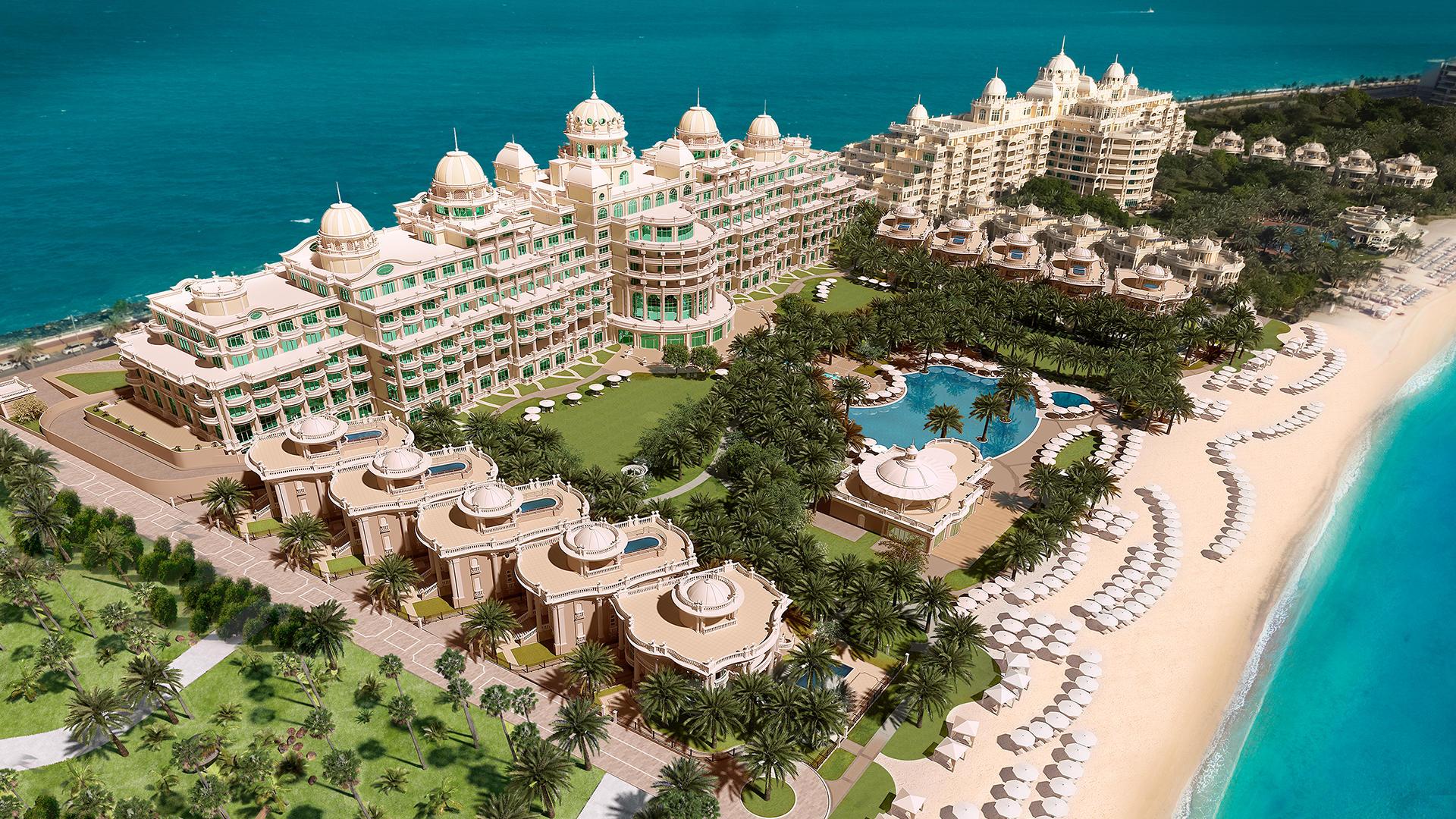 Emerald Palace Kempinski, Dubai